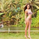 Xenia Deli - Si South Africa Swimsuit Issue