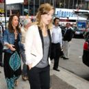"Olivia Wilde at ""Good Morning America"" in New York City"
