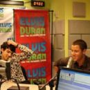 Jonas Brothers at a radio interview (August 21)