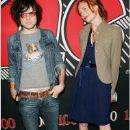 Jessica Joffe and Ryan Adams - 190 x 291