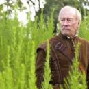 "Christopher Plummer as ""Captain Christopher Newport"" in New Line Cinema's upcoming film, The New World. The epic adventure is set amid the encounter of European and Native American cultures during the founding of the Jamestown Settlement"