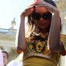 Emily Ratajkowski – Arrives at the Paco Robanne Show in Paris