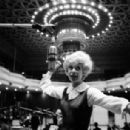 Carol Channing Recording The Cast Album For HELLO, DOLLY! January 1964 - 454 x 306