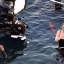 Emma Stone – Photoshoot for Louis Vuitton in Capri - 454 x 303
