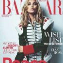 Elsa Hosk - Harper's Bazaar Magazine Cover [Germany] (January 2018)