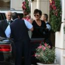 Kris Jenner is seen out and about in Los Angeles December 06, 2015 - 417 x 600