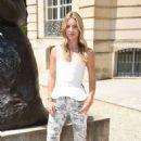 Annabelle Wallis – Christian Dior Haute Couture Show 2019 in Paris - 454 x 680