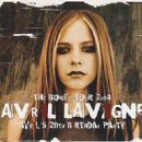 The Bonez Tour 2004: Avril's 20th Birthday Party