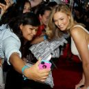 Karlie Kloss Paper Towns Premiere In Nyc