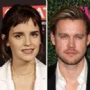 Emma Watson and Chord Overstreet - 229 x 220
