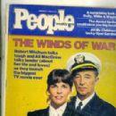 Ali MacGraw - People Magazine [United States] (14 February 1983)