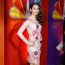 Katharine McPhee attends NBC's Upfront Presentation at Radio City Music Hall on May 14, 2012 in New York City
