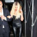 Khloe Kardashian – Leaving the Nice Guy in West Hollywood