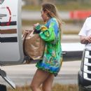 Miley Cyrus – Out in Miami Beach - 454 x 681