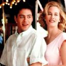 Cybill Shepherd and Robert Downey Jr.