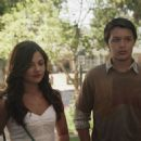 Danielle Campbell and Nolan Sotillo