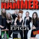 Epica (band) - Metal&Hammer Magazine Cover [Spain] (September 2016)