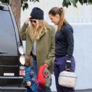Teresa Palmer spotted in Los Angeles, California on January 10, 2017 - 415 x 600