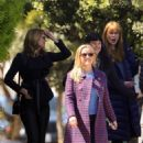 Reese Witherspoon breaks for lunch in Sausalito