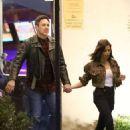 Jenna Dewan – Seen at Nick Swishers birthday bash at Pinz Bowling Center in Studio City