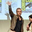 Ryan Reynolds- July 11, 2015-The 20th Century FOX Panel at Comic-Con International 2015