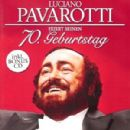 Luciano Pavarotti Feiert Seinen 70. Geburtstag