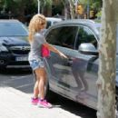 Shakira – Out in Barcelona 12/17/2018 - 454 x 305