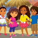 Dora and Friends: Into the City!  -  Wallpaper