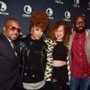 "Da Brat attend Lifetime premiere of ""The Rap Game"" at Suite Lounge Rooftop on January 1, 2016 in Atlanta, Georgia"