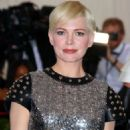 Michelle Williams – 2018 MET Costume Institute Gala in NYC - 454 x 681