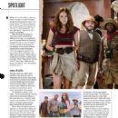 Karen Gillan–Total FilmMagazine(January 2018) - 454 x 613