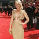 Anastasia Griffith - 61 Primetime Emmy Awards Held At The Nokia Theatre On September 20, 2009 In Los Angeles, California - 454 x 787