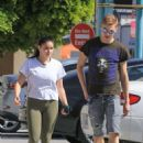 Ariel Winter – Leaving the Gym in Los Angeles