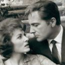 Maureen O'Hara and Rossano Brazzi