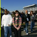 Kelly Clarkson - Daytona International Speedway (Feb 17, 2007)