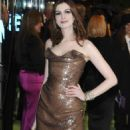 Anne Hathaway - Royal World Premiere Of Tim Burton's 'Alice In Wonderland' At Odeon Leicester Square On February 25, 2010 In London, England