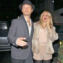 Sienna Miller and Jude Law Out to Dinner