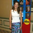 Cobie Smulders - 2002 ABC Network's TCA Summer Press Tour - 17.07.2002