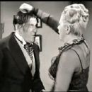 Christine McIntyre With Shemp Howard - 454 x 348