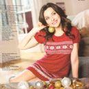 Zsedenyi Adrienn Women Magazine Hungary December 2011 - 454 x 614