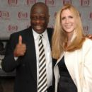 Jimmie Walker and Ann Coulter - 400 x 565