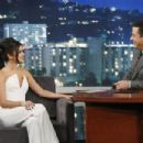 Selena Gomez at Jimmy Kimmel Live! Interview in Hollywood CA October 15, 2014