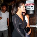 Selena Gomez At Hotel Chantelle In Nyc
