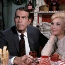 Beverly with Fred MacMurray on My Three Sons