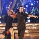 Candace Cameron At Dancing With The Stars Show