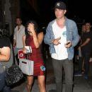 Chris Pine and Zoë Kravitz