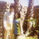 Elvis Presley and Priscilla Presley