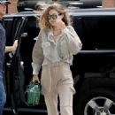 Gigi Hadid – Seen arriving at the 'Barclays Center' in Brooklyn
