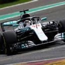 Belgian GP Qualifying 2018