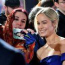 Brie Larson - 'Captain Marvel' European Gala - Red Carpet Arrivals